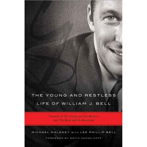 "Pre order your copy of ""The Young and Restless Life of William J. Bell: Creator of #YR #BB"" now! RT  http://www.amazon.com/Young-Restless-Life-William-Bell/dp/1402272111"