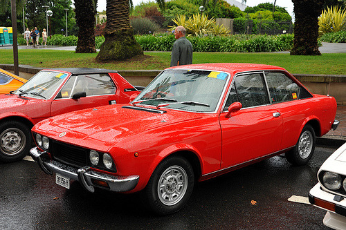 carpr0n:  Dolcevita Starring: Fiat 124 Sport CC (by EddyF)  not to mention the X1/9 and the GTV :-)