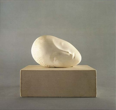 Sleeping Muse by Constantin Brancusi