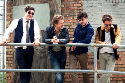 Mumford & Sons. Photo copyright Kyle Dean Reinford.