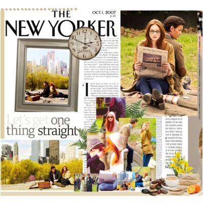 Adventures in New York by hopeocean on polyvore.com