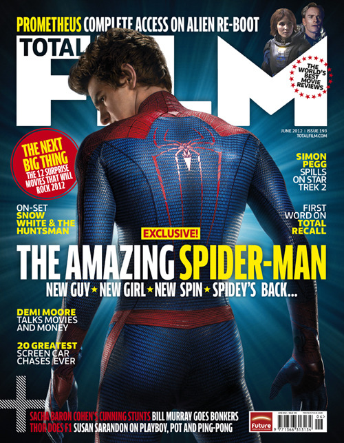 The new issue of Total Film Magazine is out now!