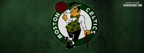 Boston Celtics Logo 2 Facebook Cover