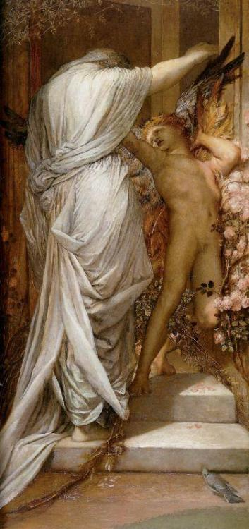 Love and Death Artist: George Frederick Watts