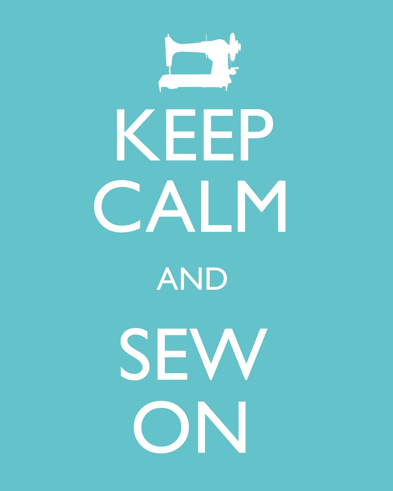 The Secret Stitch Club. Keep Calm