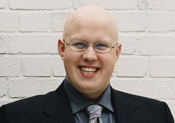 What a cure means to Matt Lucas Matt Lucas is a celebrity supporterParkinson's is no laughing matter and a cure is long overdue. That's why I'm supporting Parkinson's UK. Why not join me?