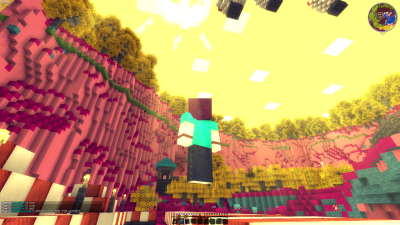 joliCRACK using Bloom + God Rays shaders. SO BRIGHT.