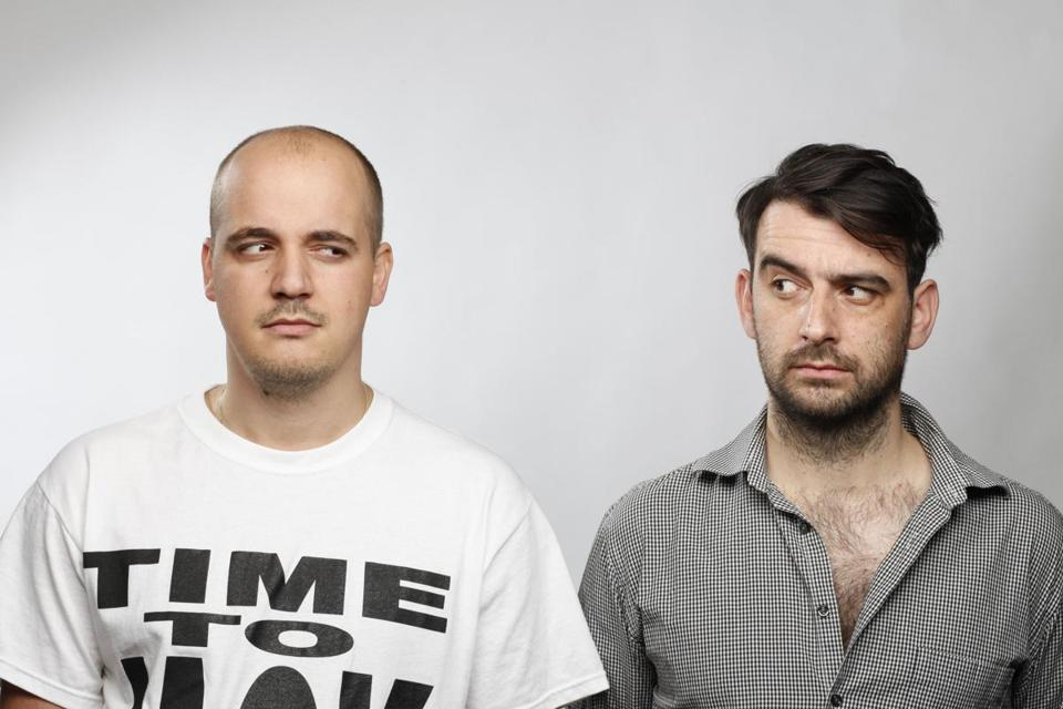 Modeselektor capture the varied sounds of Berlin on 'Monkeytown'  - Their Berlin, it turns out, is different from the hipster image of a low-cost, high-energy creative paradise throbbing to the pulse of rapid, hard-edge techno.