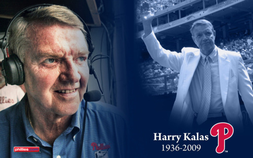 philadelphiaphillies:  We miss you, Harry.