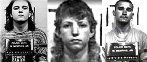 "The West Memphis Three is the name given to three teenagers who were tried and convicted of the murders of three eight-year-old boys in West Memphis, Arkansas, in 1993 by a prosecution team that put forth the idea that the only purported motive in the case was that the slayings were part of a satanic ritual. There was no evidence of these murders being ritualistic.   Damien Echols was given the death sentence, Jessie Misskelley Jr., was sentenced to life plus 40 years (he received two 20-year sentences in addition to the life sentence), and Jason Baldwin was sentenced to life. In July 2007, new forensic evidence was presented in the case, including evidence that none of the DNA collected at the crime scene matched the defendants, but did match Terry Hobbs, the stepfather of one of the victims, along with DNA from a friend of Hobbs' whom he had been with on the day of the murders. The status report jointly issued by the State and the Defense team on July 17, 2007 states, ""Although most of the genetic material recovered from the scene was attributable to the victims of the offenses, some of it cannot be attributed to either the victims or the defendants."" On October 29, 2007, the defense filed a Second Amended Writ of Habeas Corpus, outlining the new evidence.   In September 2008, Judge David Burnett (Circuit Court) denied Echols' application for a hearing on the new DNA evidence. The Arkansas Supreme Court heard oral argument on Burnett's decision on September 30, 2010. On November 4, 2010, the Arkansas Supreme Court ruled that Burnett's interpretation of the DNA statute was too narrow and reversed and remanded all three cases for hearings as to whether new trials should be ordered. Finally, on August 19, 2011, the Free the WM3 website reported this:  ""This morning, in a courtroom in Jonesboro, Arkansas, all parties involved in the ongoing legal cases of the West Memphis Three have agreed to a plea agreement, which has resulted in the immediate release of all three men. We will post more details here as we compile them. For more immediate information, please visit the splash page on WM3.org, for a running list of articles posted by various major news outlets pertaining to this ground-breaking event. We would like to sincerely thank everyone who has supported the West Memphis Three over these past 18 years!"""