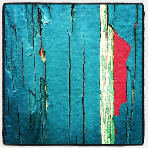 peeling paint 07 (Taken with instagram)