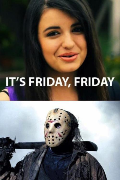 Happy Friday the 13th.