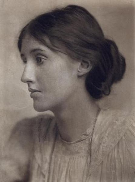 Virginia Woolf by George Charles Beresford (1902)