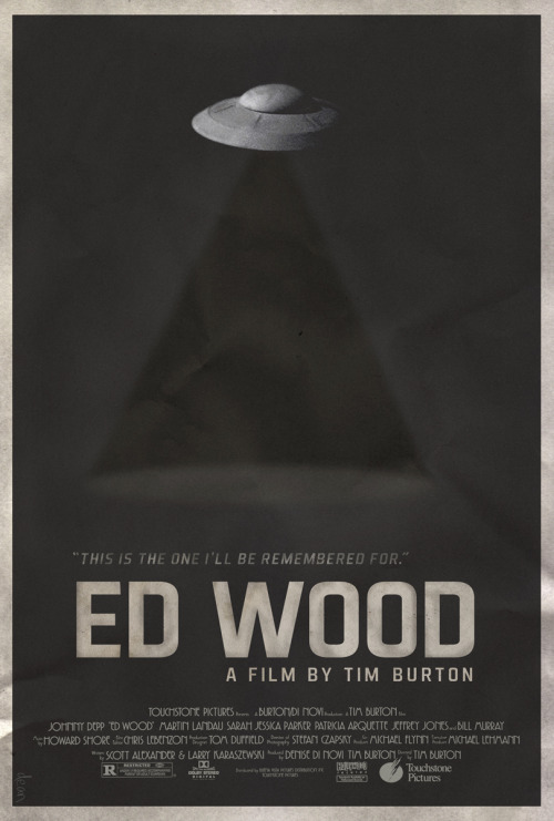 Ed Wood by Dean Martin