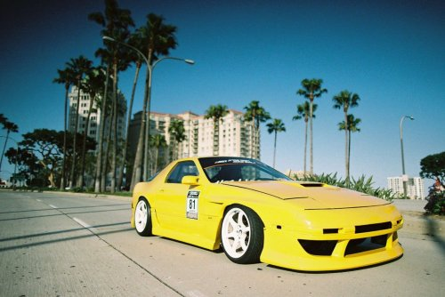 itsalldoomednow:  My homie John's car. SO SICK!