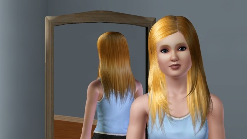 I made myself on the sims heh.