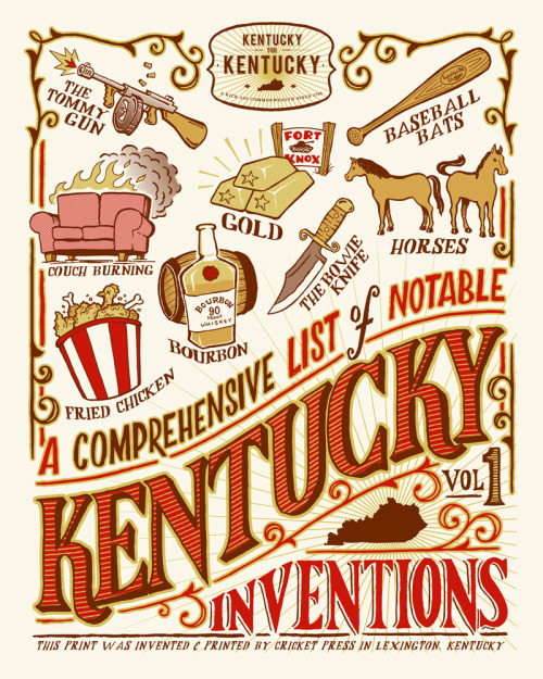 laughingsquid:  A Comprehensive List of Notable Kentucky Inventions