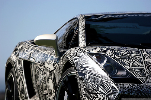 just-a-luxury-fetish:  n1-ck:  dopest car ive ever seen in my life.  ^true story