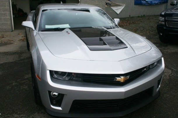 "ZL1 deliveries are now ramping up, now with multiple ZLs delivered to Camaro5 members daily. Many have shared their delivery photos with us in what the members have labeled the ""Official ZL1 Delivered Photos Thread"".  - Vinyl Decals (via 2012 Camaro ZL1 Deliveries Rolling In. Check Out the Photos 