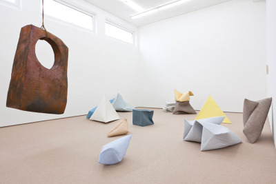 sculpture-center:  Marte Johnslien, United Nuances (installation view), 2011. 6 x 8 meters. Courtesy of the National Museum of Art, Architecture and Design, Norway. Photo: Anders Valde. Norwegian artist Marte Johnslien works in large-scale architectonic installations as well as intimate artist books. She attended the National Academy of Arts in Oslo and has recently exhibited at Kunstnerforbundet, Oslo, The Armory Show, New York, the West-African Biennale, Benin, and 0047, Oslo. She is represented by Galleri Riis, Oslo. FOCUS SCANDINAVIA: This series of posts, selected by SculptureCenter curator Ruba Katrib, highlights artists she met during her recent research trip funded by the Office for Contemporary Art, Norway (OCA) and International Artists Studio Program, Stockholm (IASPIS).