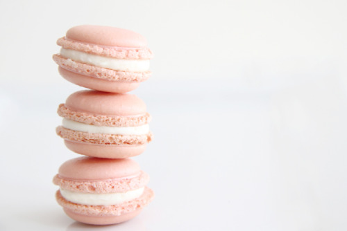 modcloth:  Is there anything more delightful than a French macaron? Photo via Amy Atlas.