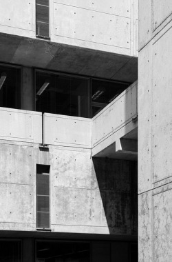 nomansslave:  Louis Kahn - Salk Institute #2 by Ximo Michavila on Flickr. louis kahn salk institute