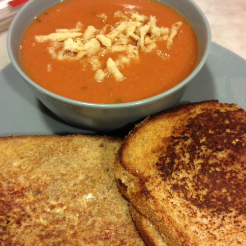 Highlight of the Day: 2012.04.12: National Grilled Cheese Day. on Flickr.