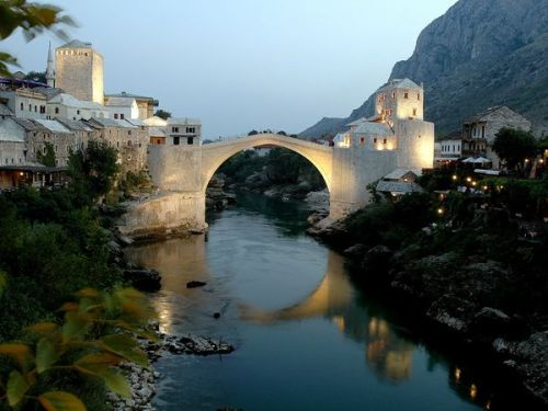 vagabond-dreams:  Mostar, Bosnia