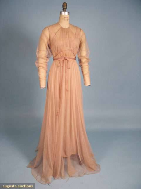 Dress Valentina, 1938 Augusta Auctions