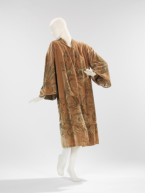 Coat Valentina, 1925 The Metropolitan Museum of Art
