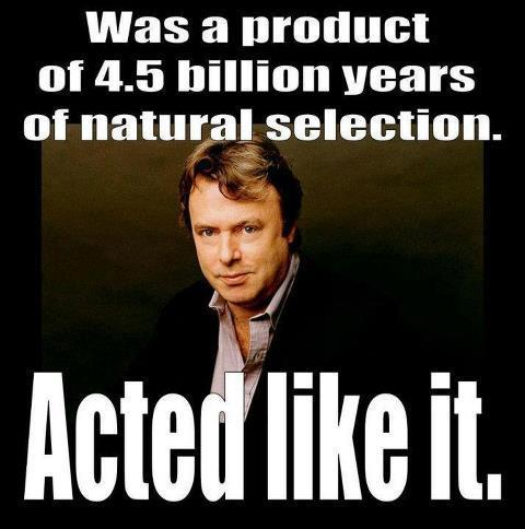 hatefulatheist:  Happy birthday Christopher Hitchens, you are sadly missed.