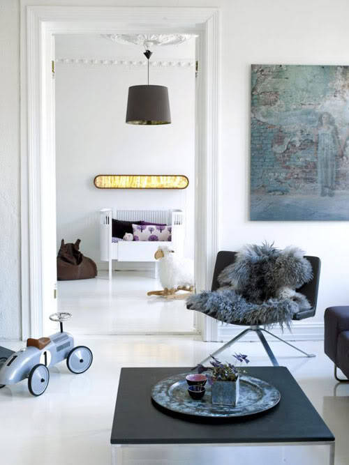 Source: My Scandinavian Home Such a good room!