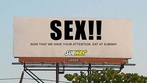 All the more reason to eat at Subway.