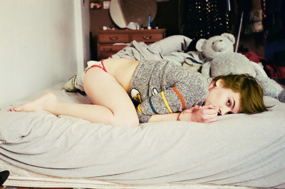 babeorama:  Nicole Brown by kolorblind.net on Flickr.