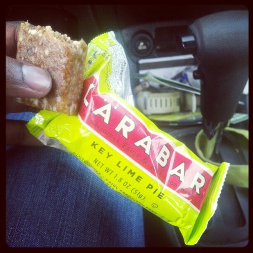 Im convinced there is nothing better than @larabar the flavor selection and taste are amazing! #trythem #healthy #healthysnack #allnatural #instafood #health  (Taken with instagram)