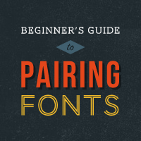 (via A Beginner's Guide to Pairing Fonts | Webdesigntuts)