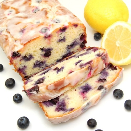 harvestheart:  HH:  Looks killer gooood! - Lemon-Blueberry Yogurt Loaf http://sweetpeaskitchen.com/2011/05/15/lemon-blueberry-yogurt-loaf/