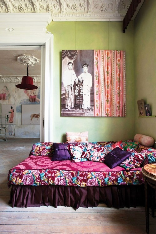 My Bohemian Home~Bedrooms and Guest Rooms