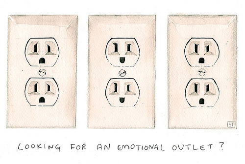 emotional outlet (by ST (Sirin Thada))