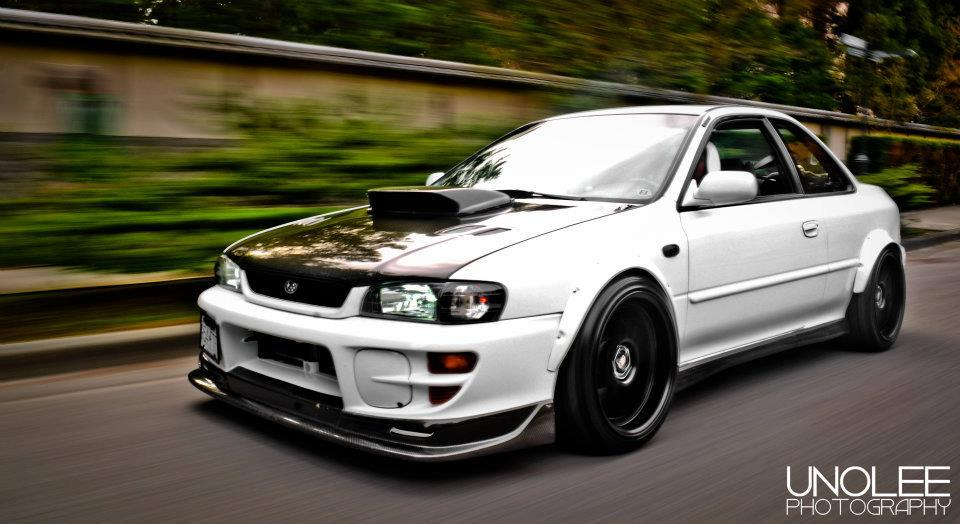 Ron's GC8 Photo By Me.