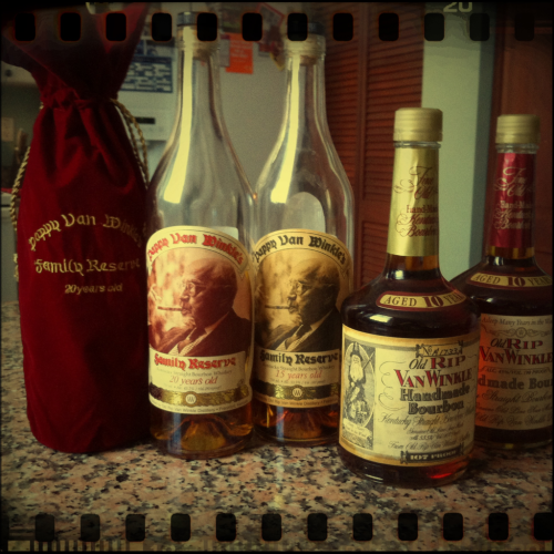 One big Pappy family