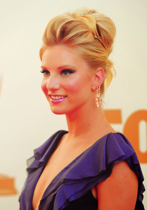 Heather Morris - Emmy Awards 2011