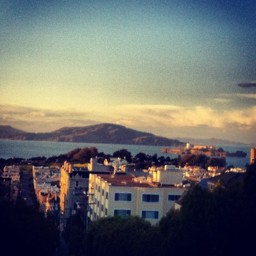 Picture perfect in Pacific Heights (Taken with instagram)
