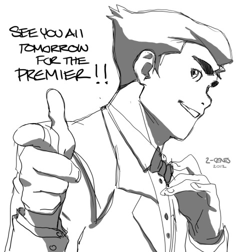 rufftoon:  2-cents:  Hey guys! We finally made it! Korra officially premiers tomorrow (April 14th) on Nickelodeon!  Let's all be there!