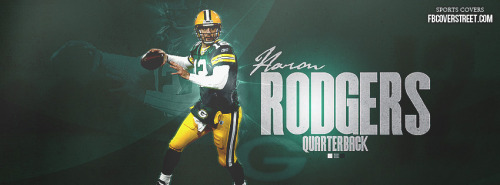 Aaron Rodgers Facebook Covers