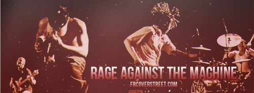 Rage Against The Machine 1 Facebook Cover