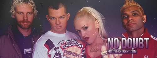 No Doubt 1 Facebook Cover