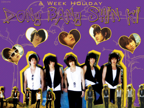 A Week Holiday  Size: 800 x 600  cr: kpopaperwalls