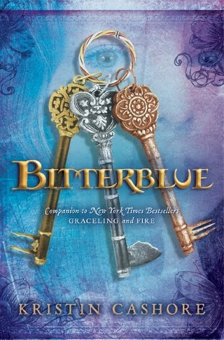 "I am reading Bitterblue                   ""finished. loved it. perfection.""                                Check-in to               Bitterblue on GetGlue.com"
