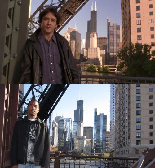 Movie: High FidelityActor: John CusackLocation: Chicago, ILPhotographer: Adam Kohlhaas